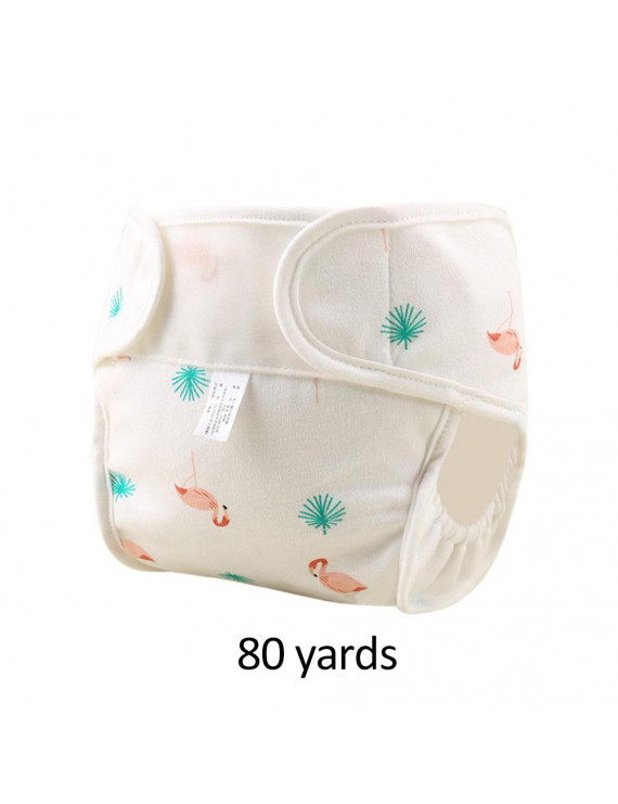 Waterproof Cloth Diaper Cotton Washable Breathable Diaper Pocket Leak-Proof For Newborn Baby