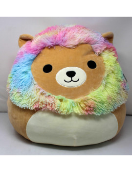 Kellytoy Squishmallows Collectable Richard/Lion