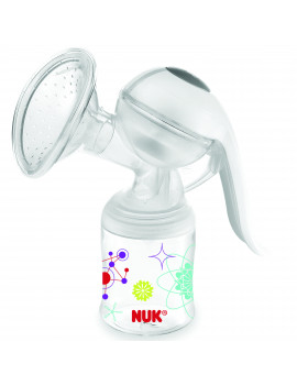 NUK Manual Breast Pump, 1-Pack