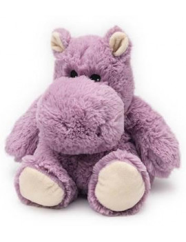 HIPPO - WARMIES Cozy Plush Heatable Lavender Scented Stuffed Animal