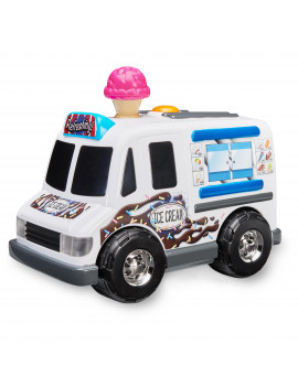 Adventure Force Food Truck Motorized Vehicle, Ice Cream Truck