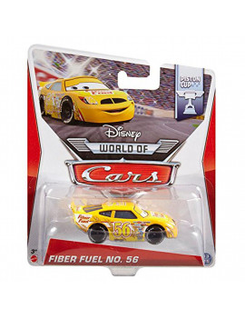 Disney Cars The World of Cars Fiber Fuel No. 56 Diecast Car
