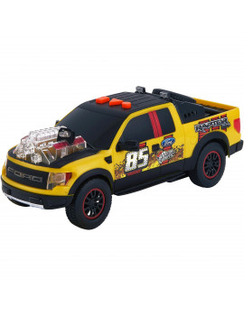 Adventure Force Lights & Sound Motor-Riffic Motorized Vehicle, Yellow