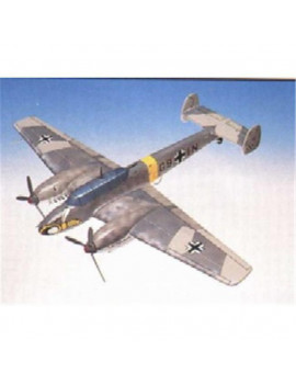 Daron Worldwide Trading ESFN009 ME-110C (BF-110C) 1/32 AIRCRAFT