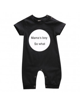 0-24M Infant Newborn Rompers Baby Kids Girls Boys Romper Jumpsuit Coverall Clothes