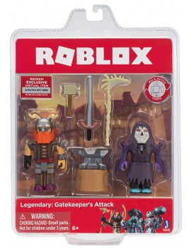 Roblox Legendary Gatekeeper Attack Game Pack