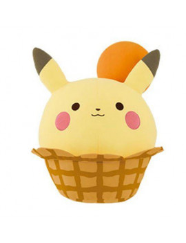 Banpresto Pokemon Tea Party 37564 Pikachu Cool Ice Cream Stuffed Plush
