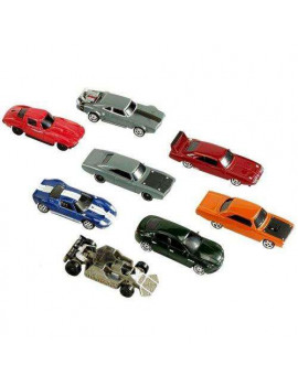 ***FAST TRACK***Fast & Furious Elite 8-Pack