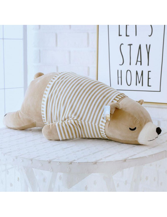 Lovely Soft Bear Animal Doll Stuffed Plush Toy Home Party Wedding Kid Gift