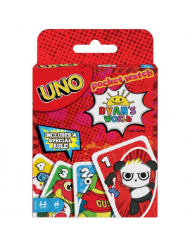 UNO Ryan's World