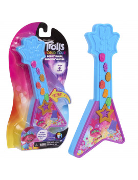 Trolls World Tour Poppy's Mini Groovin' Guitar