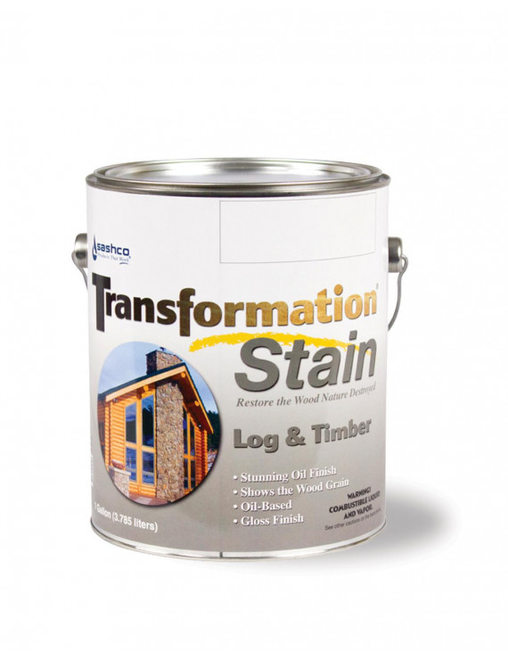 Transformation Log & Timber 1 Gallon Pail Red Tone Light