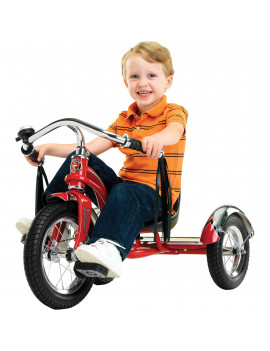 "12"" Schwinn Roadster Trike, Red"