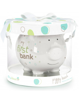 Tiny Ideas Ceramic Piggy Bank