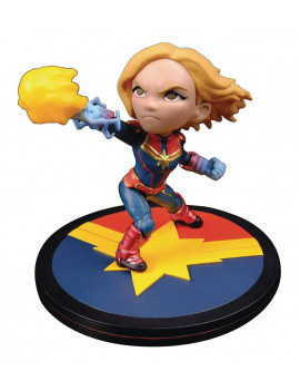 Captain Marvel Q-Fig