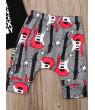 Toddler Boy Clothes Summer Kids Baby Boy Letter Print T-shirt Tops Shorts Pants Outfits Sets Clothes Cotton O-neck Short Sleeve