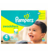 Pampers Swaddlers Diapers Size 4 70 count
