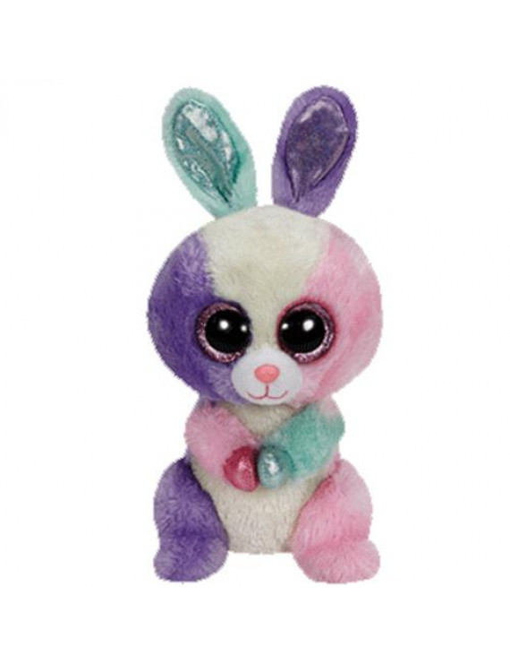 TY Beanie Boos - BLOOM the Bunny (Glitter Eyes) (Regular Size - 6 inch)