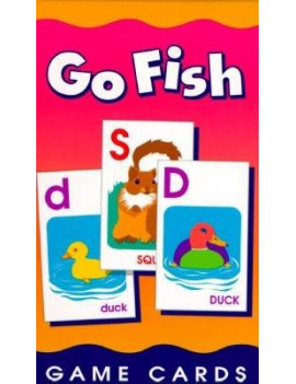 Game Card: Go Fish Alphabet Game Cards: Game Cards (Other)
