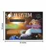 Discovery 3D Solar System, Great Stem Science Kit, 1 Solar System, 4 Glow In The Dark Paints, 21 Glow In The Dark Ceiling & Wall Stickers & More