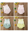 Newborn Toddler Baby Girl Lace Summer Bodysuit Romper Jumpsuit Sunsuit Clothes