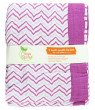 Yoga Sprout Baby Boy and Girl Muslin Swaddle Blanket, 2-Pack - Lotus