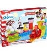 Mega Bloks Dr. Seuss Over the River Thingamajigger with Big Building Blocks, Building Toys for Toddlers (76 Pieces)
