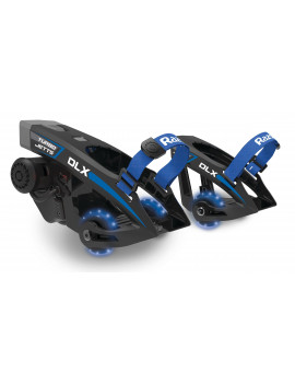 Razor Turbo Jetts Electric Heel Wheels- DLX Blue W/ Lighted Wheels