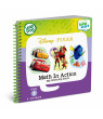 LeapFrog LeapStart Math in Action and Toys Save the Day Learning Book