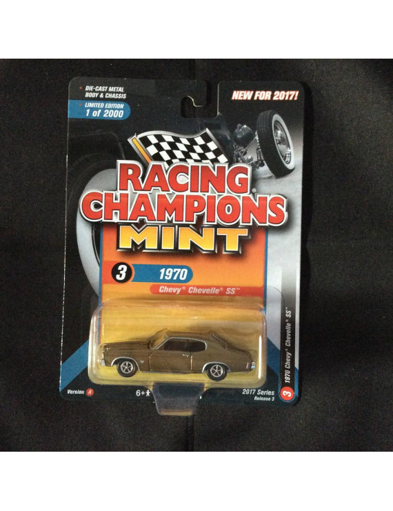 Racing Champions 1970 Chevy Chevelle SS Diecast Car