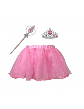 All Dressed Up Tutu To Go Princess Set