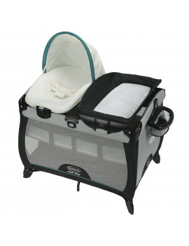 Graco Pack 'n Play Quick Connect Portable Seat, Darcie
