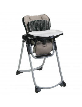 Graco Slim Spaces High Chair, Amari