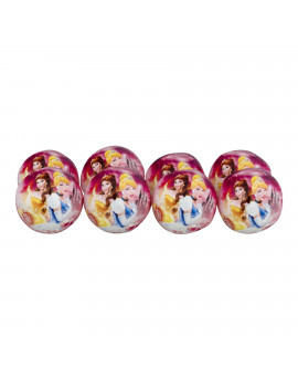 Disney Princess Playball Party Packs - 8 Count Inflatable Balls