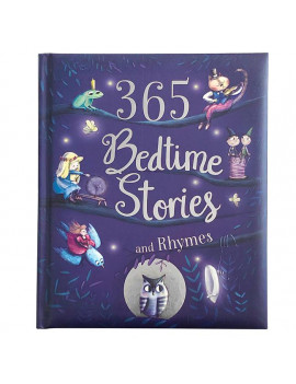 365 Bedtime Stories and Rhymes (Hardcover)
