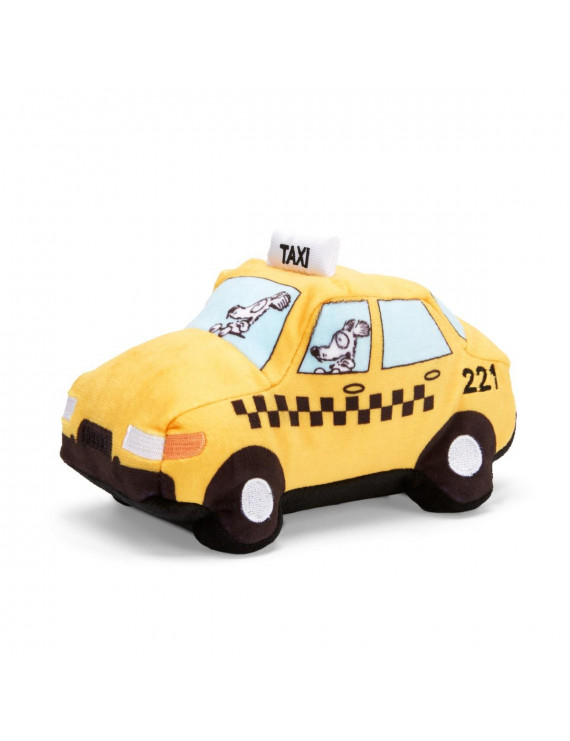 BarkBox Stuffed Plush Dog Toy - Tito's Taxi