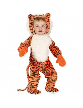 Baby Cuddly Tiger Costume~12-24 Months / Orange
