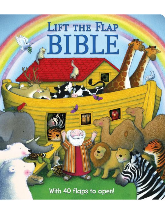 Lift the Flap Bible (Board Book)