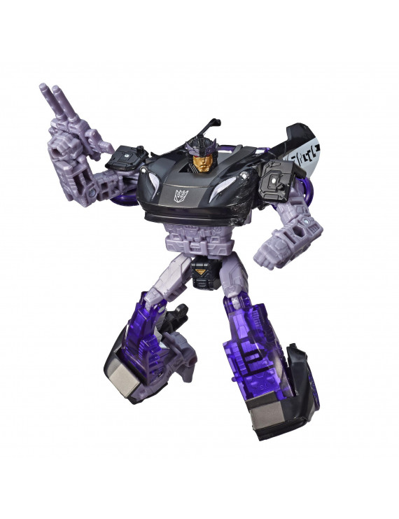 Transformers Generations War for Cybertron Deluxe WFC-S41 Barricade