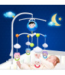 Yosoo Baby Crib Bed Bell Holder Toy Mobile Music Box Hanging Arm Bracket Crib Hanging Holder for Kid's Bed Bell
