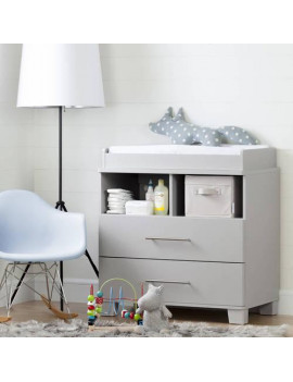 South Shore Cuddly Changing Table/Dresser, Multiple Finishes