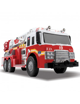 "Daron Daron Fire Department City of New York 27"" Large Arial Ladder Truck w/ Light & Sound (FDNY)"