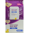 Parent's Choice Extra Large Bath Wipes, 48 sheets