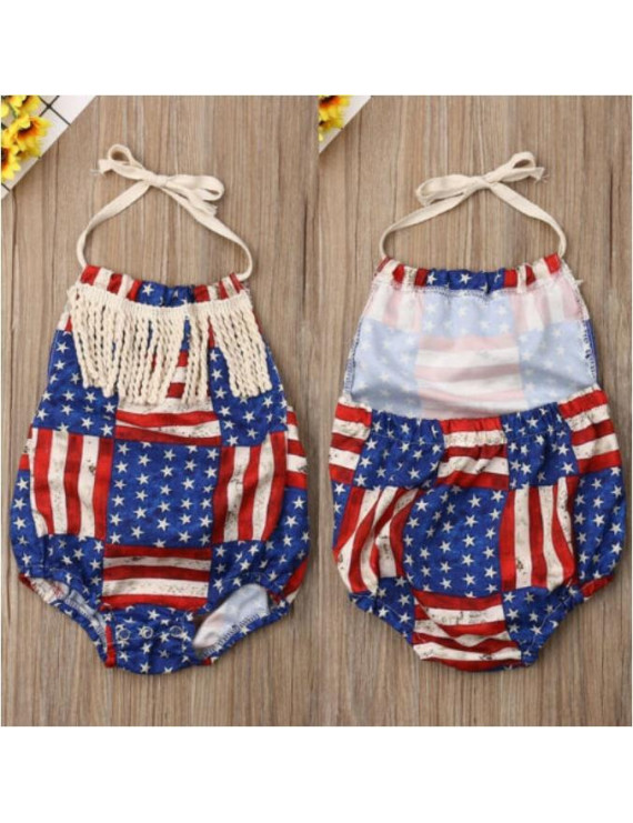 Newborn Kid Baby Boy Girl Summer Clothes Jumpsuit Romper Sunsuit Outfit Set New