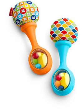 Fisher-Price Rattle 'n Rock Maracas, Gender Neutral