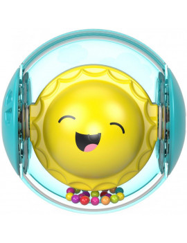 Fisher-Price Hello Sunshine Rattle Ball