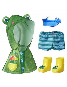 Baby Alive Little Styles, Puddles in the Park Outfit for Littles
