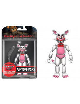 FUNKO ARTICULATED ACTION FIGURE: FIVE NIGHTS AT FREDDY'S - FUNTIME FOXY 5