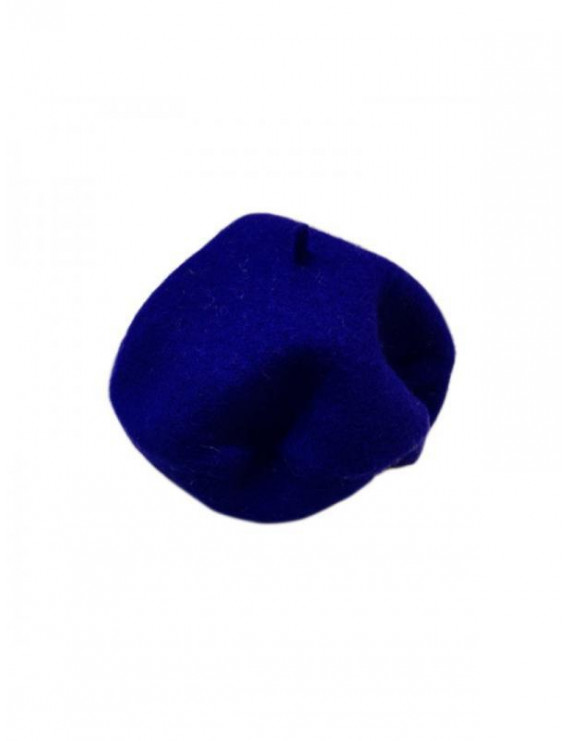 Kids Wool French Beret Little Girls Artist Beret Hat
