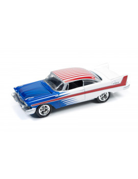 Auto World Johnny Lightning Street Freaks Diecast Car